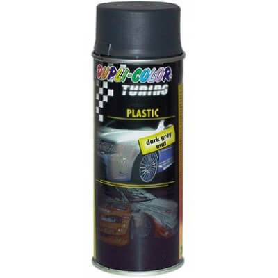 Pintura para plásticos spray 400 ml.