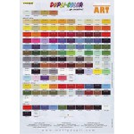 Carta colores Art spray