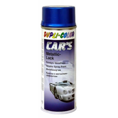 Pintura Metalizada Cars spray 400 ml.
