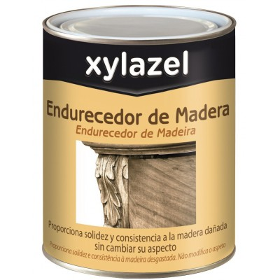 Endurecedor de madera Xylazel 750 ml.