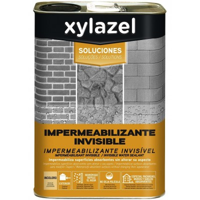 Impermeabilizante invisible Xylazel 750 ml.