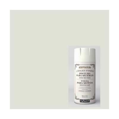 Pintura Chalky finish blanco antiguo spray 400 ml.