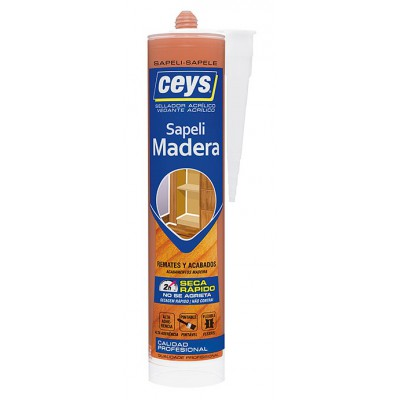 Sellador para madera Ceys sapelly cartucho