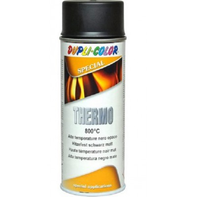 Pintura Anticalórica Thermo negra spray 400 ml.