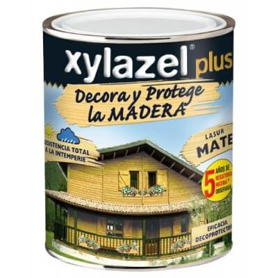 Lasur Xylazel Plus Mate 750 ml.
