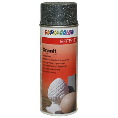 Pintura efecto granito spray 400 ml.